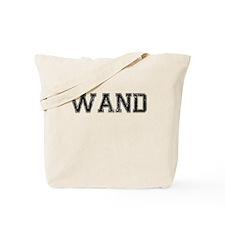 WAND, Vintage Tote Bag