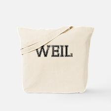 WEIL, Vintage Tote Bag