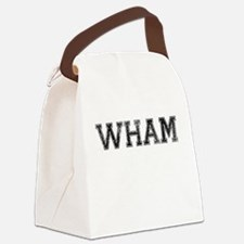 WHAM, Vintage Canvas Lunch Bag