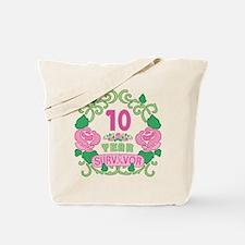 BCA 10 Year Survivor Tote Bag