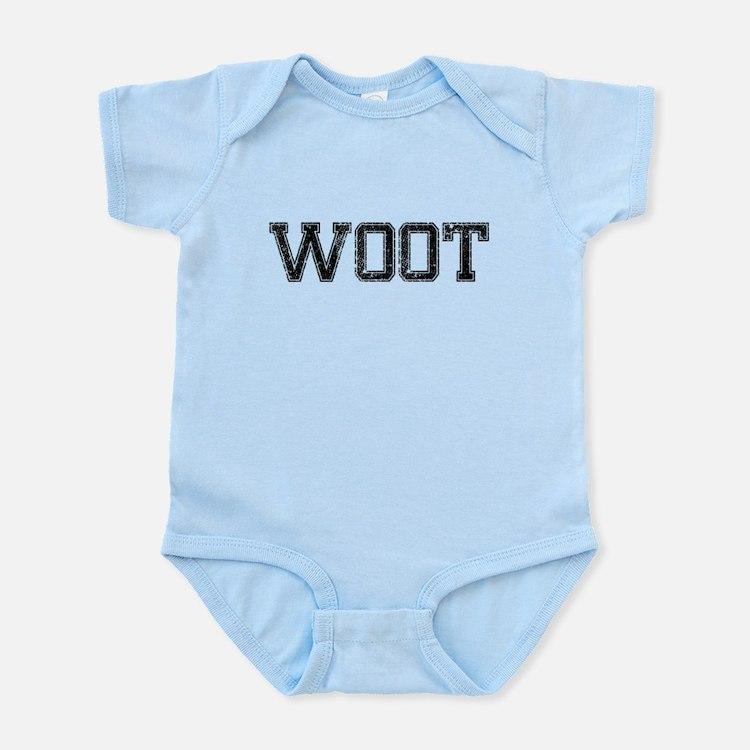 WOOT, Vintage Infant Bodysuit