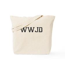 WWJD, Vintage Tote Bag