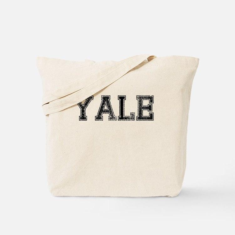YALE, Vintage Tote Bag