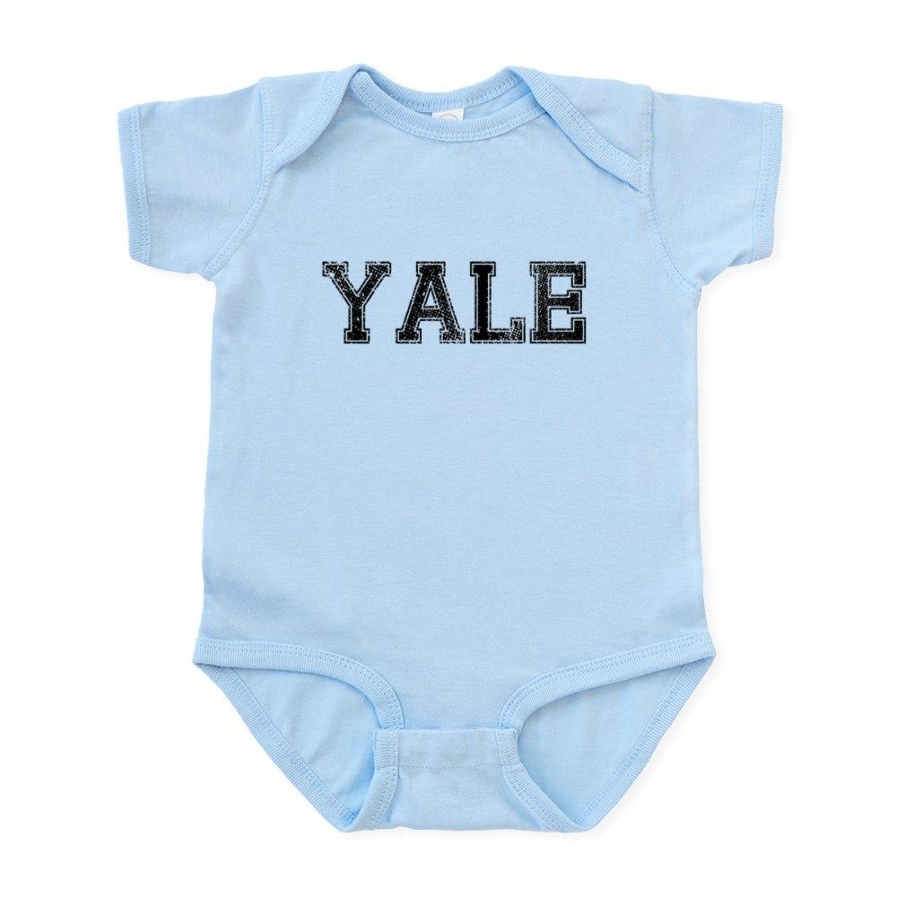 CafePress YALE, Vintage Infant Bodysuit