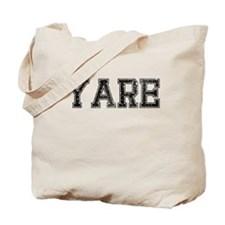 YARE, Vintage Tote Bag