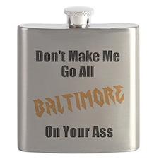 Balt on your ass Flask