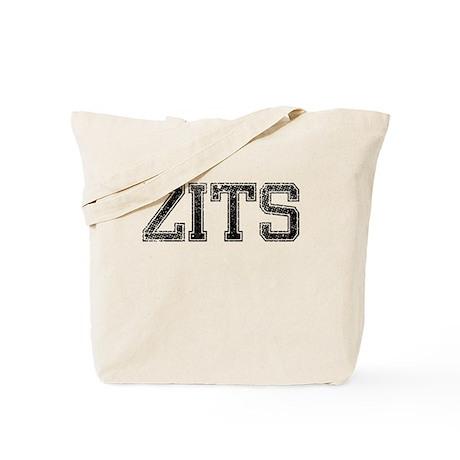 ZITS, Vintage Tote Bag