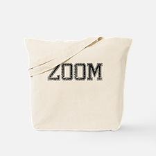 ZOOM, Vintage Tote Bag