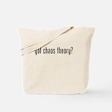 Got Chaos Theory? Tote Bag