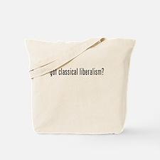 Got Classical Liberalism? Tote Bag