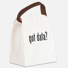 Got Data? Canvas Lunch Bag