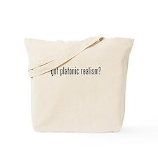 Got Platonic Realism? Tote Bag