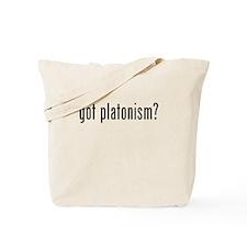 Got Platonism? Tote Bag