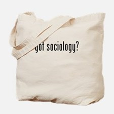 Got Sociology? Tote Bag