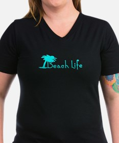 Beach Life (Turquoise) T-Shirt