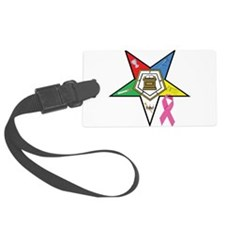 OES Breast Cancer Awareness Luggage Tag
