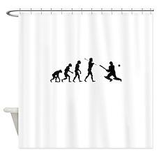 Cricket Evolution Shower Curtain