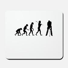 Golf Evolution Mousepad