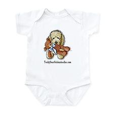 TBG's Pocket Doodle Infant Creeper