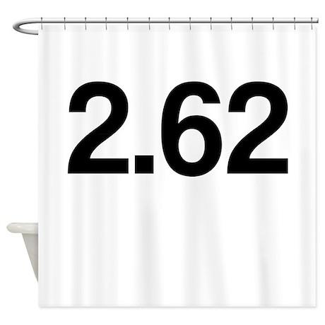 2.62, Marathon Parody, Shower Curtain