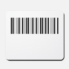Barcode Mousepad