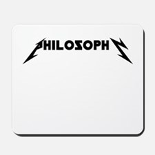 Philosophy ROCKS Mousepad