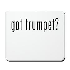 Got Trumpet? Mousepad