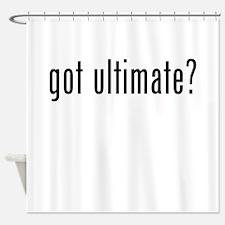 Got Ultimate? Shower Curtain