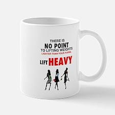 Hot Girls Lift Heavy Mug