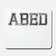 ABED, Vintage Mousepad