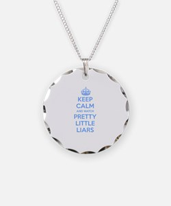 Keep Calm and watch PLL Necklace