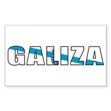 Galicia Rectangle Decal