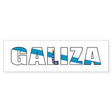 Galicia Bumper Bumper Sticker