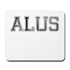 ALUS, Vintage Mousepad