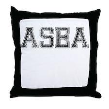 ASEA, Vintage Throw Pillow