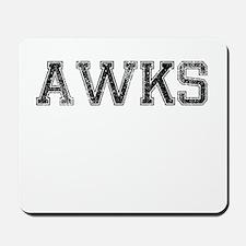 AWKS, Vintage Mousepad