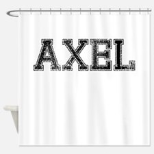 AXEL, Vintage Shower Curtain