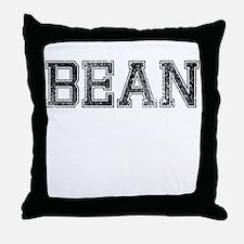 BEAN, Vintage Throw Pillow