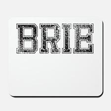 BRIE, Vintage Mousepad