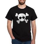 Skull Halloween Matching Couples Dark T-Shirt