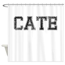 CATE, Vintage Shower Curtain
