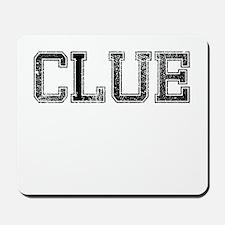 CLUE, Vintage Mousepad