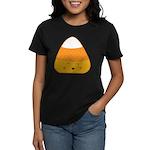 Halloween Couples Candy Women's Dark T-Shirt