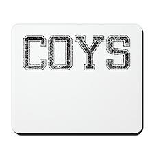 COYS, Vintage Mousepad