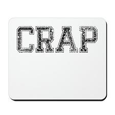 CRAP, Vintage Mousepad