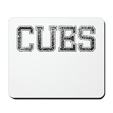 CUES, Vintage Mousepad