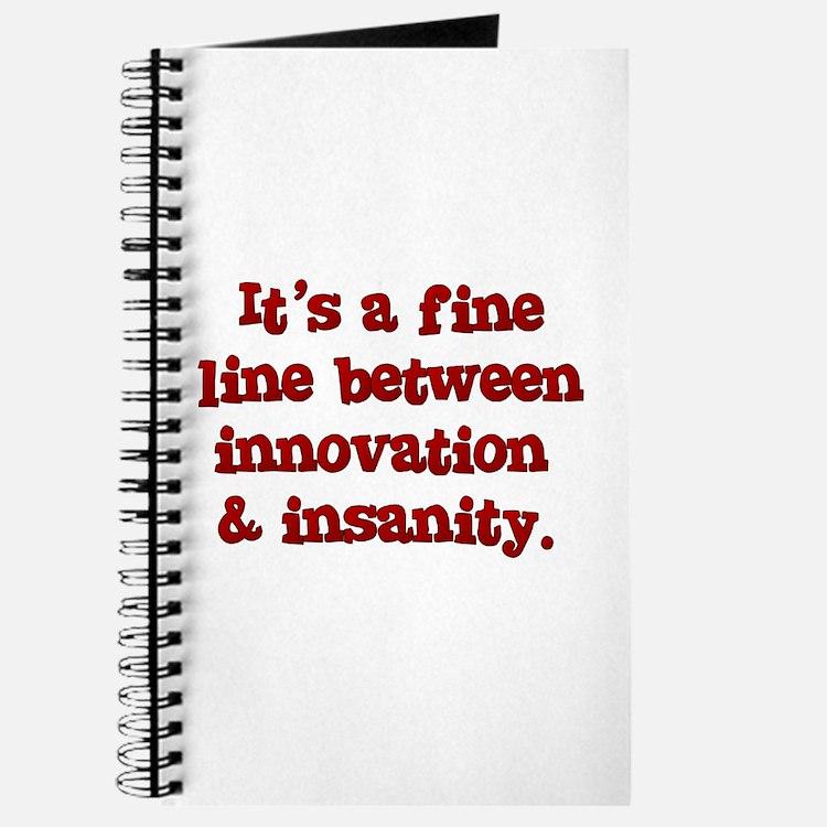 Innovation & Insanity Journal