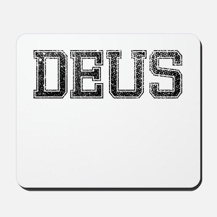 DEUS, Vintage Mousepad