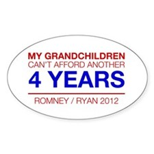 My Grandchildren Cant Afford Another 4 Years Stick