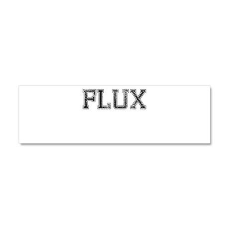 FLUX, Vintage Car Magnet 10 x 3